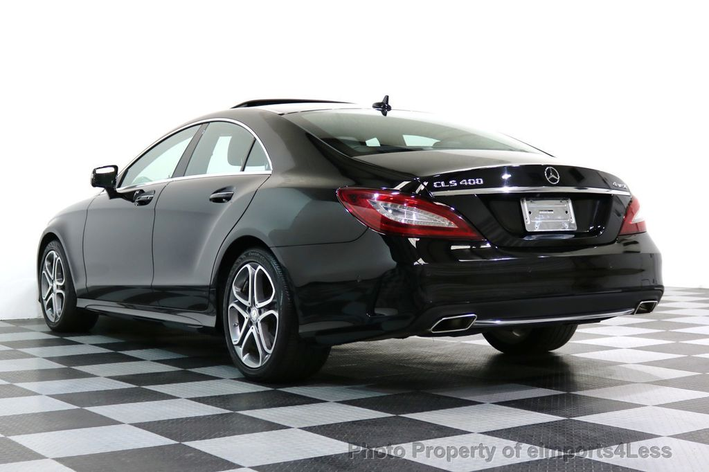 2015 Mercedes-Benz CLS CERTIFIED CLS400 4Matic AWD P2 Lane Tracking CAM NAV - 17270736 - 43