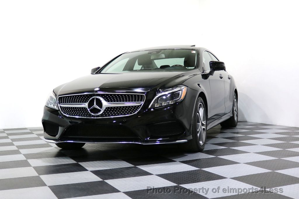 2015 Mercedes-Benz CLS CERTIFIED CLS400 4Matic AWD P2 Lane Tracking CAM NAV - 17270736 - 45