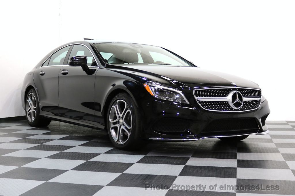 2015 Mercedes-Benz CLS CERTIFIED CLS400 4Matic AWD P2 Lane Tracking CAM NAV - 17270736 - 48