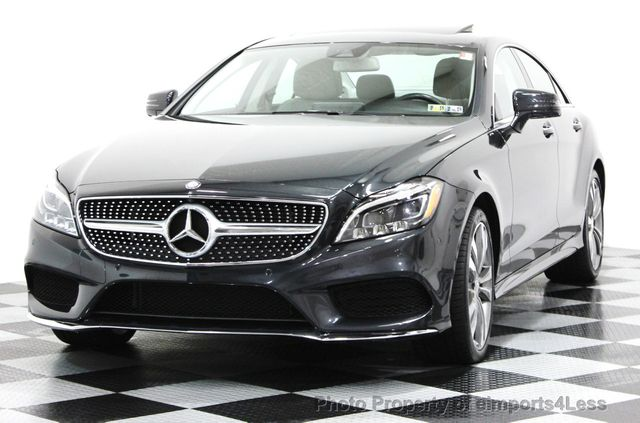 2015 Mercedes-Benz CLS CERTIFIED CLS400 4Matic SPORT PACKAGE AWD NAVI - 16260352 - 0