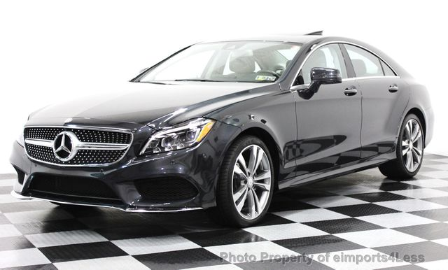 2015 Mercedes-Benz CLS CERTIFIED CLS400 4Matic SPORT PACKAGE AWD NAVI - 16260352 - 11