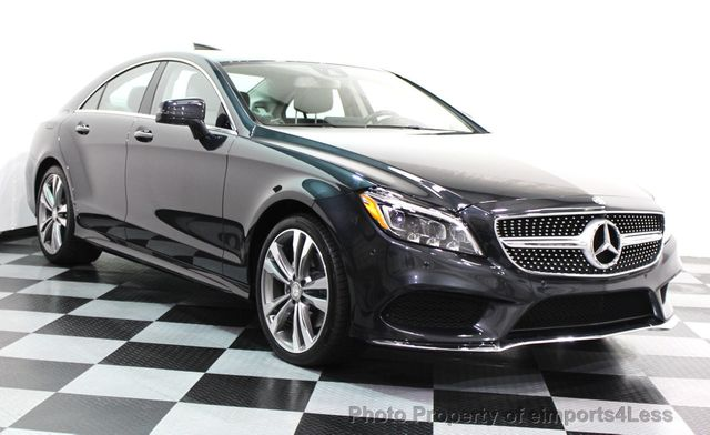 2015 Mercedes-Benz CLS CERTIFIED CLS400 4Matic SPORT PACKAGE AWD NAVI - 16260352 - 12