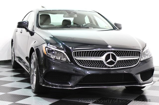2015 Mercedes-Benz CLS CERTIFIED CLS400 4Matic SPORT PACKAGE AWD NAVI - 16260352 - 13