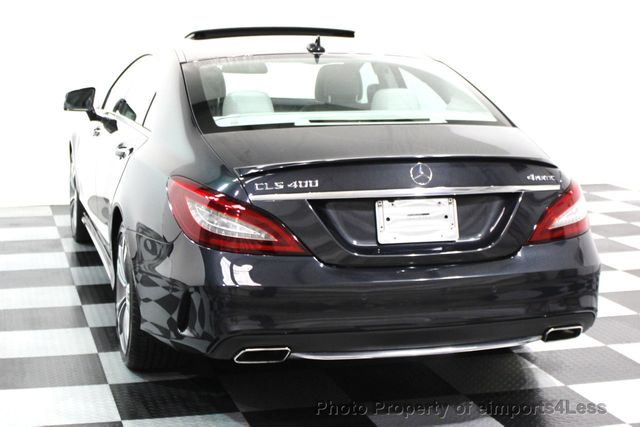 2015 Mercedes-Benz CLS CERTIFIED CLS400 4Matic SPORT PACKAGE AWD NAVI - 16260352 - 14