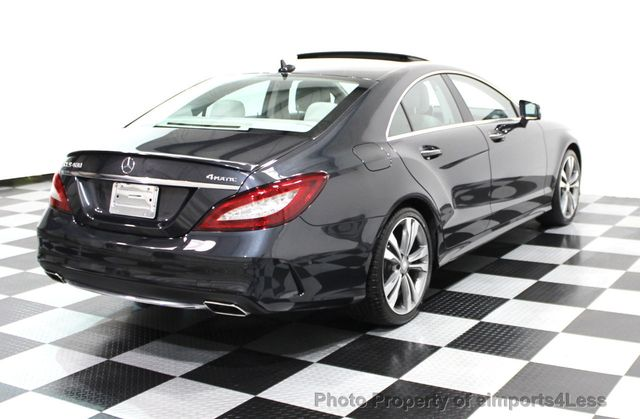 2015 Mercedes-Benz CLS CERTIFIED CLS400 4Matic SPORT PACKAGE AWD NAVI - 16260352 - 16