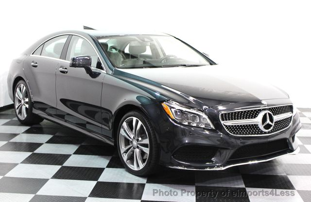 2015 Mercedes-Benz CLS CERTIFIED CLS400 4Matic SPORT PACKAGE AWD NAVI - 16260352 - 1