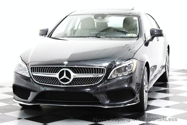 2015 Mercedes-Benz CLS CERTIFIED CLS400 4Matic SPORT PACKAGE AWD NAVI - 16260352 - 19