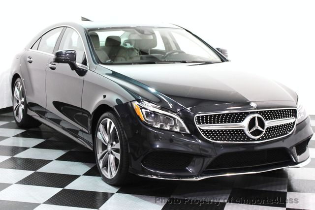 2015 Mercedes-Benz CLS CERTIFIED CLS400 4Matic SPORT PACKAGE AWD NAVI - 16260352 - 20