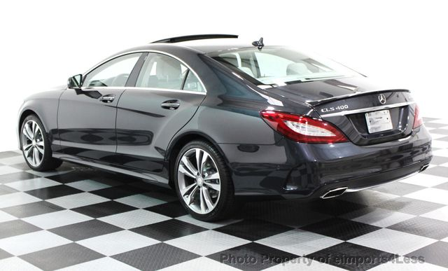 2015 Mercedes-Benz CLS CERTIFIED CLS400 4Matic SPORT PACKAGE AWD NAVI - 16260352 - 2