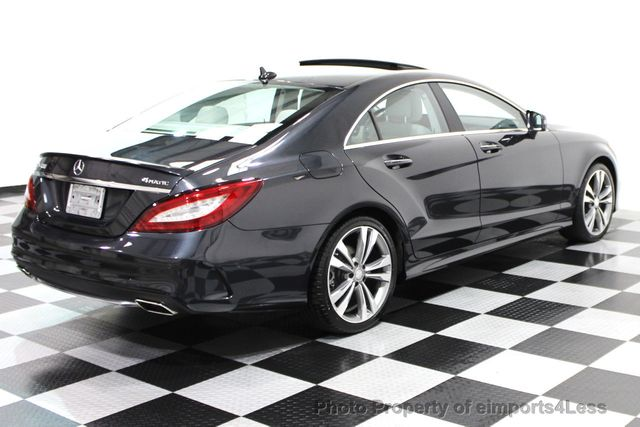 2015 Mercedes-Benz CLS CERTIFIED CLS400 4Matic SPORT PACKAGE AWD NAVI - 16260352 - 3