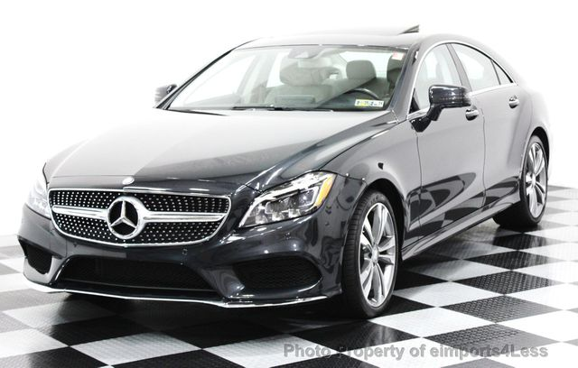 2015 Mercedes-Benz CLS CERTIFIED CLS400 4Matic SPORT PACKAGE AWD NAVI - 16260352 - 49