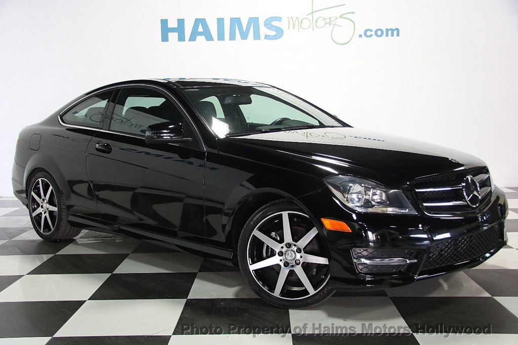 2015 used mercedes benz c class 2dr coupe c 250 rwd at. Black Bedroom Furniture Sets. Home Design Ideas