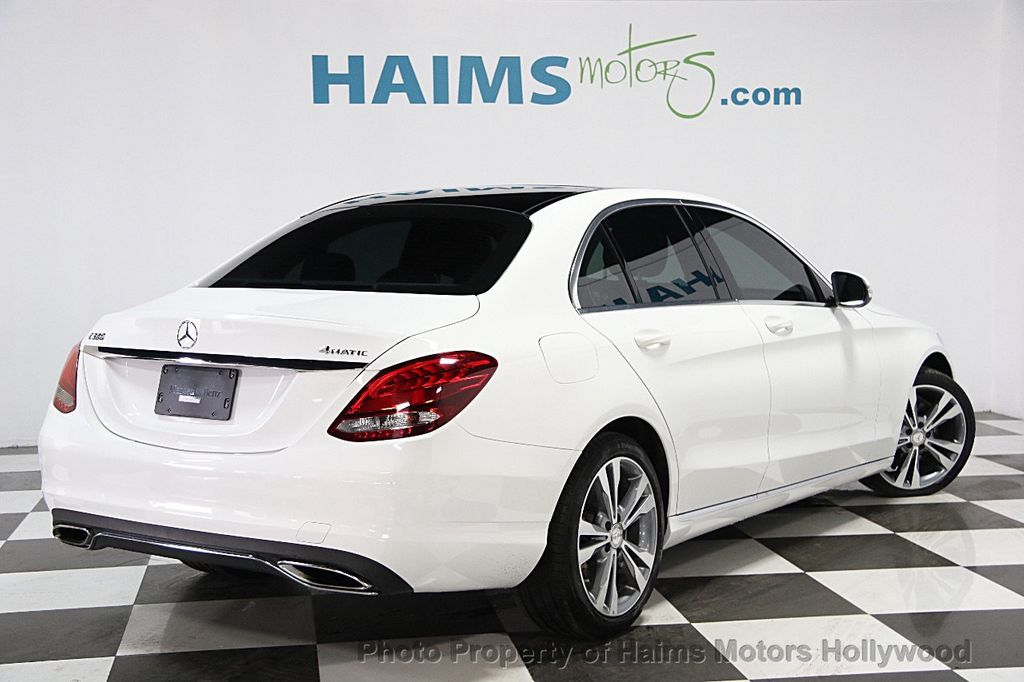 2015 used mercedes benz c class 4dr sedan c300 4matic at for 2015 c class mercedes benz price