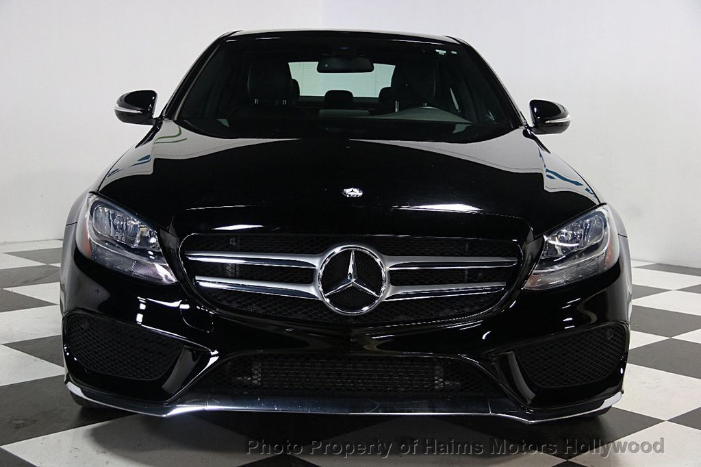 2015 used mercedes benz c class 4dr sedan c300 4matic at - Mercedes c class coupe 4matic ...