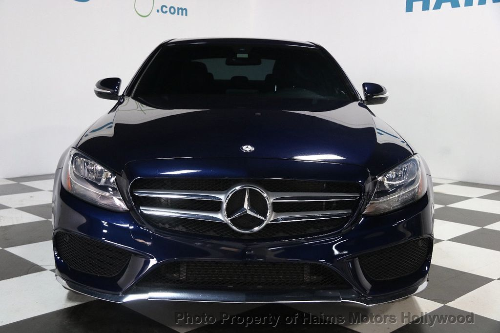 2015 Mercedes-Benz C-Class 4dr Sedan C300 4MATIC - 16160158 - 1