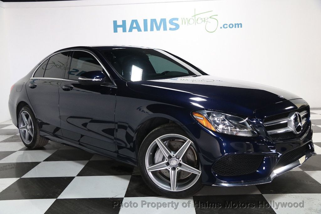 2015 Mercedes-Benz C-Class 4dr Sedan C300 4MATIC - 16160158 - 2