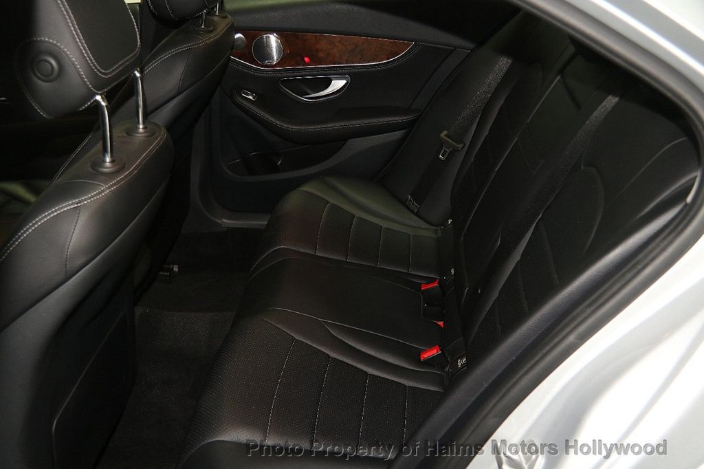 2015 Mercedes-Benz C-Class 4dr Sedan C 300 4MATIC - 16759922 - 14