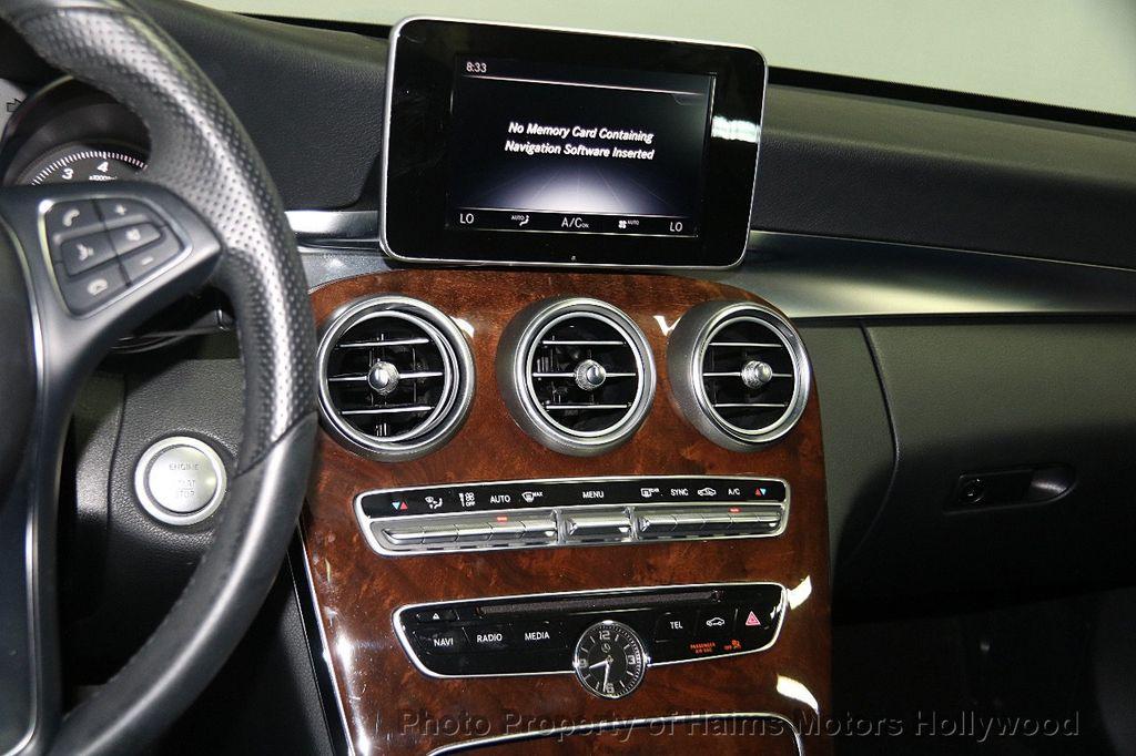 2015 Mercedes-Benz C-Class 4dr Sedan C 300 4MATIC - 16759922 - 18