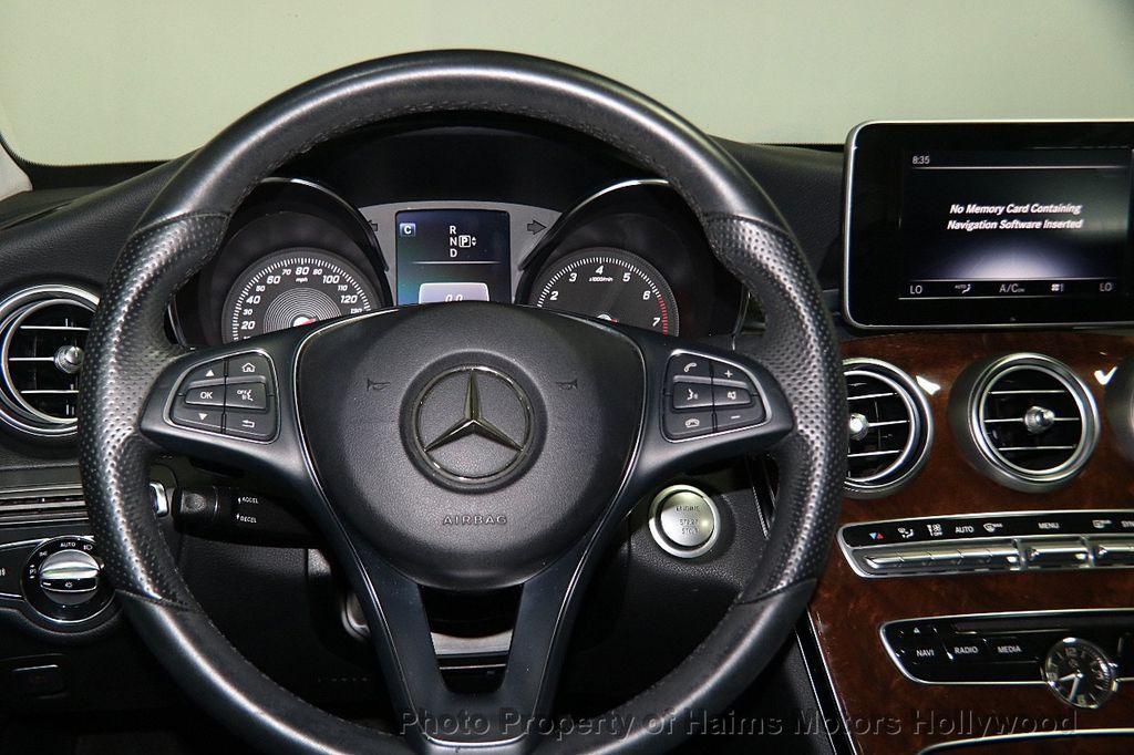 2015 Mercedes-Benz C-Class 4dr Sedan C 300 4MATIC - 16759922 - 25