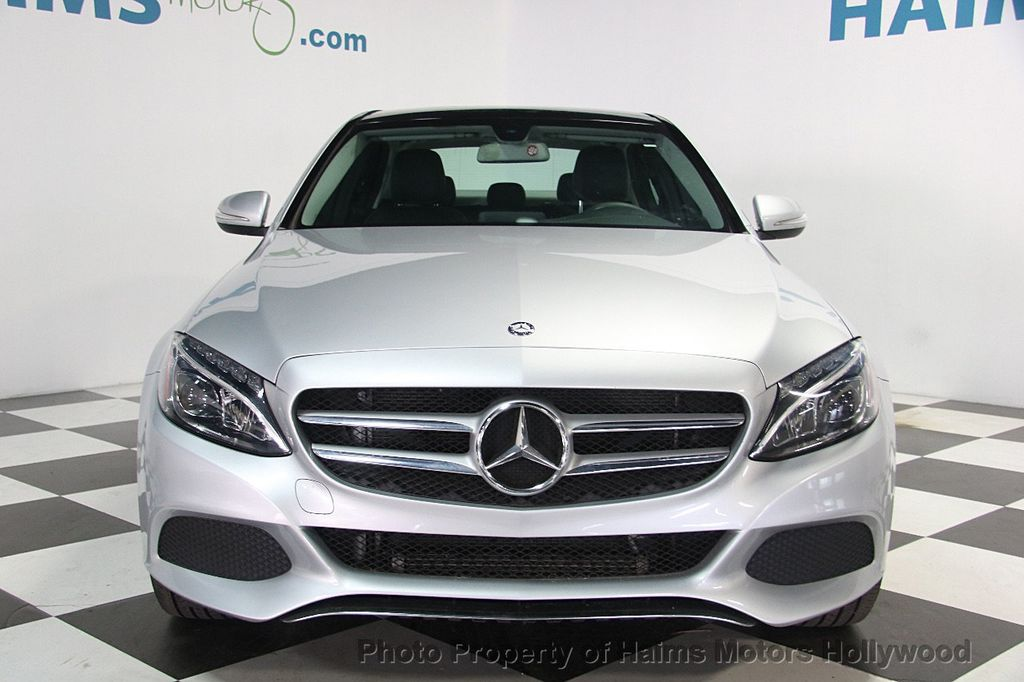 2015 Mercedes-Benz C-Class 4dr Sedan C 300 4MATIC - 16759922 - 2