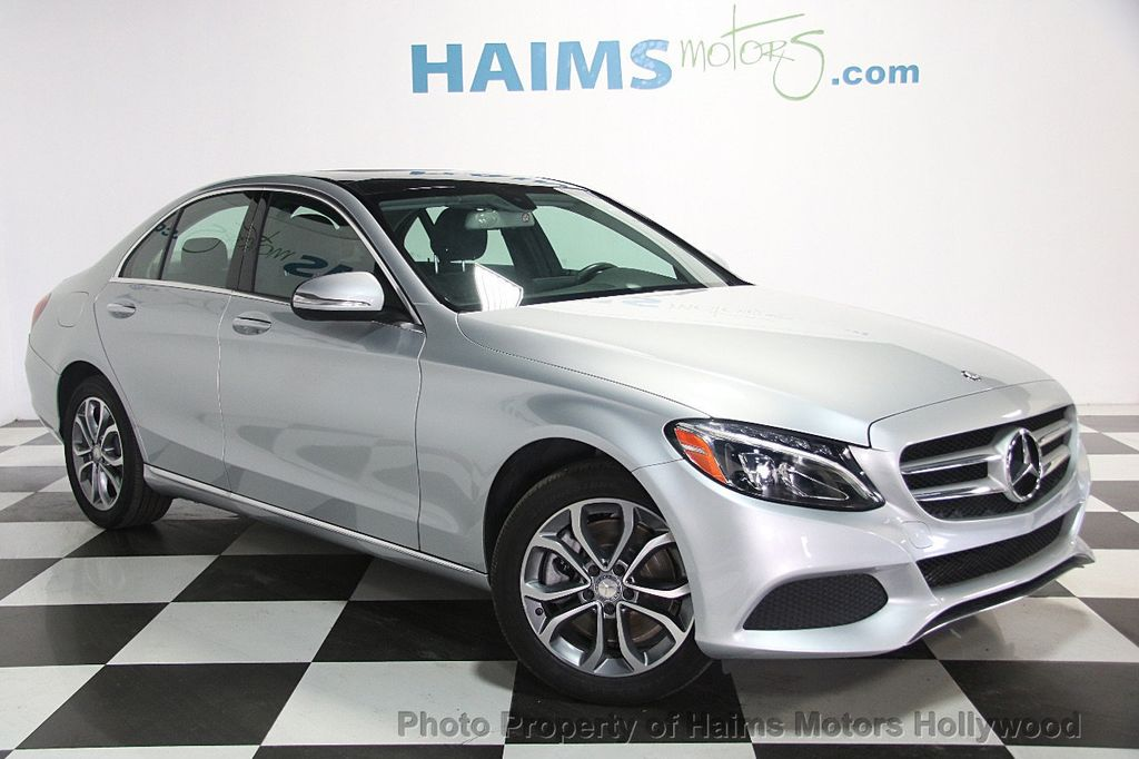 2015 Mercedes-Benz C-Class 4dr Sedan C 300 4MATIC - 16759922 - 3