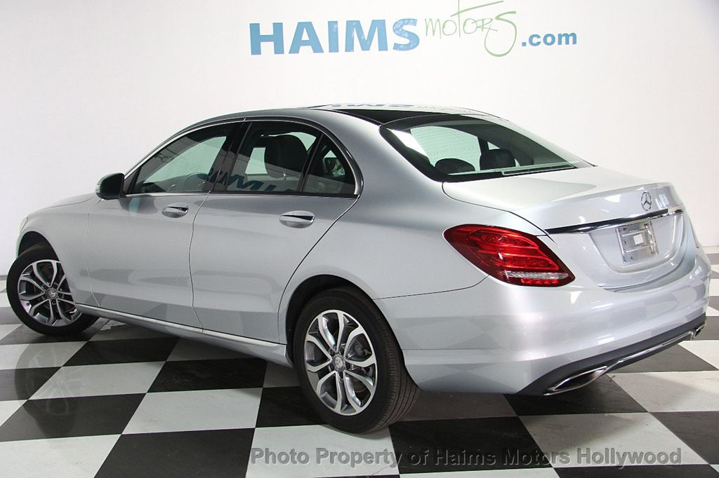 2015 Mercedes-Benz C-Class 4dr Sedan C 300 4MATIC - 16759922 - 4