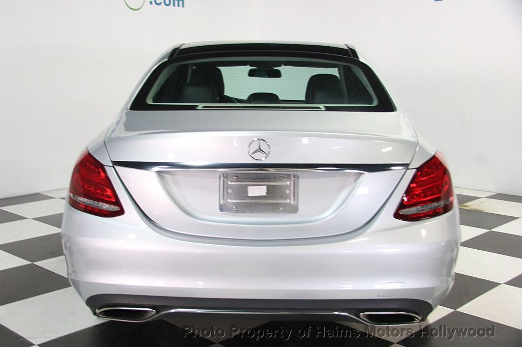 2015 Mercedes-Benz C-Class 4dr Sedan C 300 4MATIC - 16759922 - 5