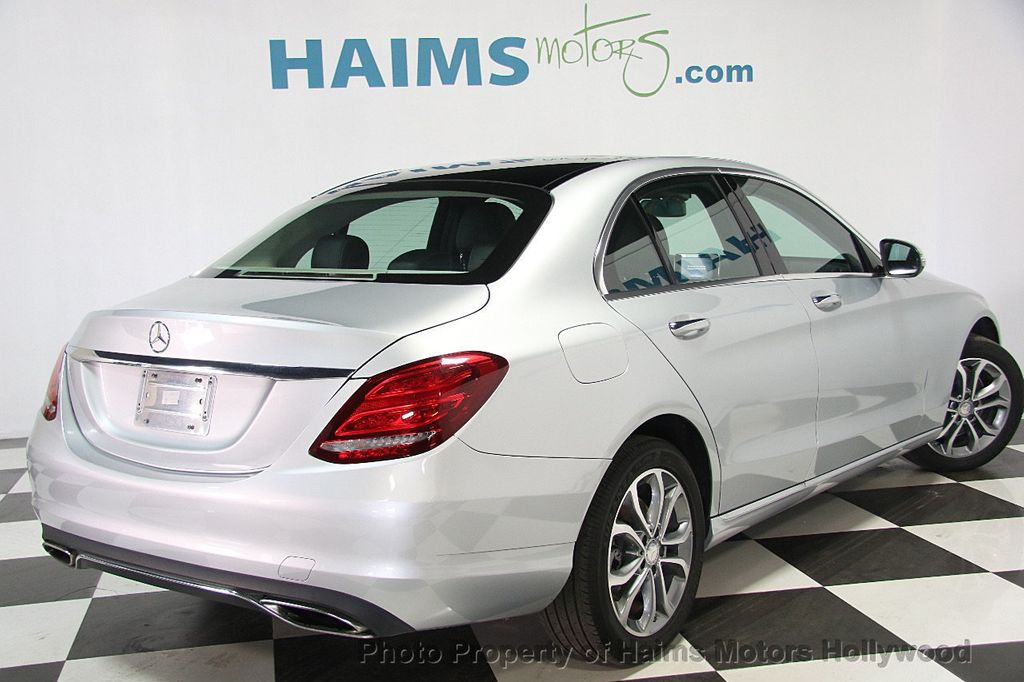 2015 Mercedes-Benz C-Class 4dr Sedan C 300 4MATIC - 16759922 - 6