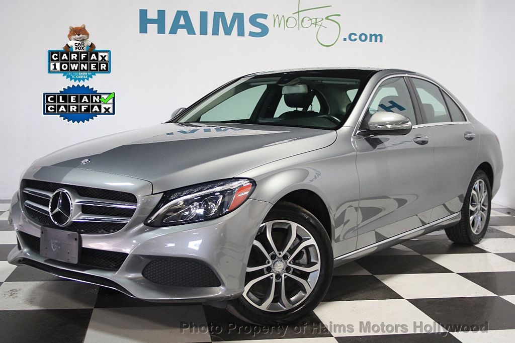 2015 used mercedes benz c class 4dr sedan c 300 4matic at for Used mercedes benz mn