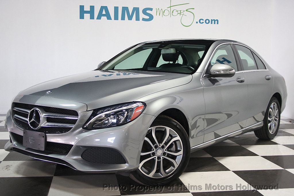 2015 used mercedes benz c class 4dr sedan c 300 4matic at for Used mercedes benz 300