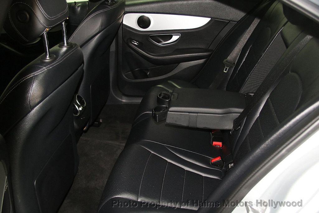 2015 Mercedes-Benz C-Class 4dr Sedan C 300 4MATIC - 17039674 - 16