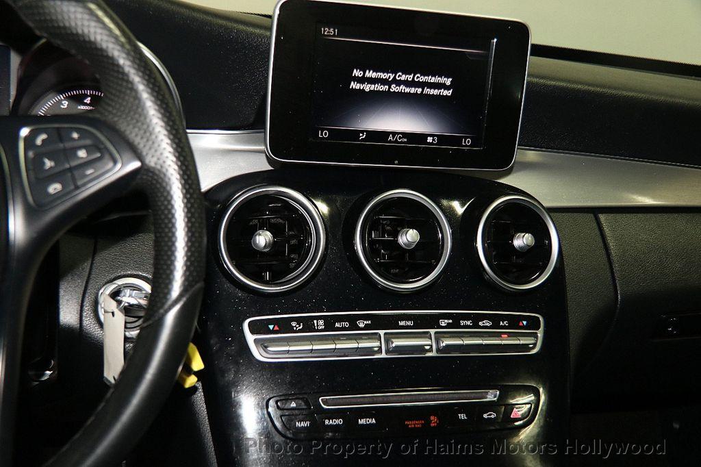 2015 Mercedes-Benz C-Class 4dr Sedan C 300 4MATIC - 17039674 - 19