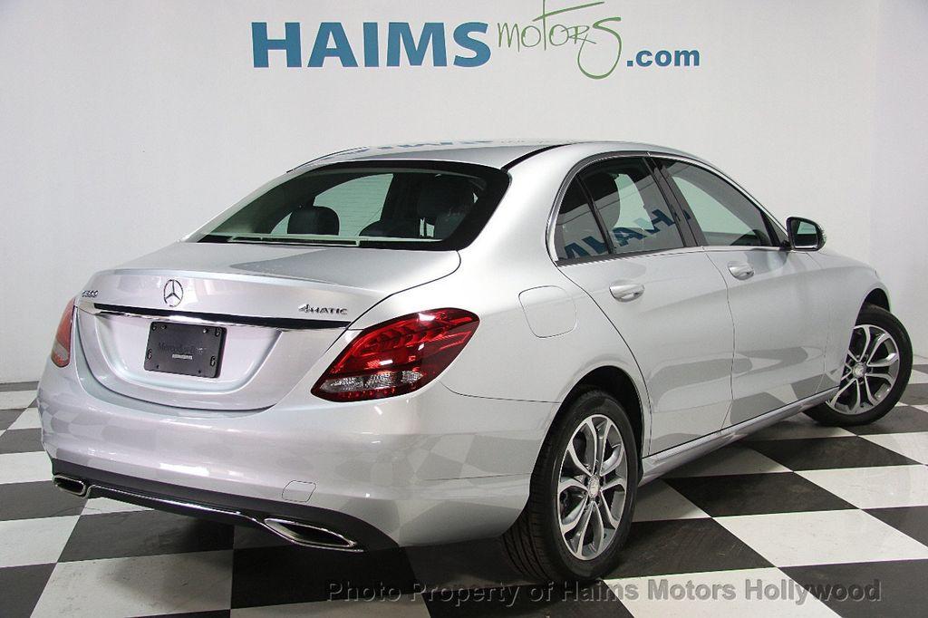2015 Mercedes-Benz C-Class 4dr Sedan C 300 4MATIC - 17039674 - 6