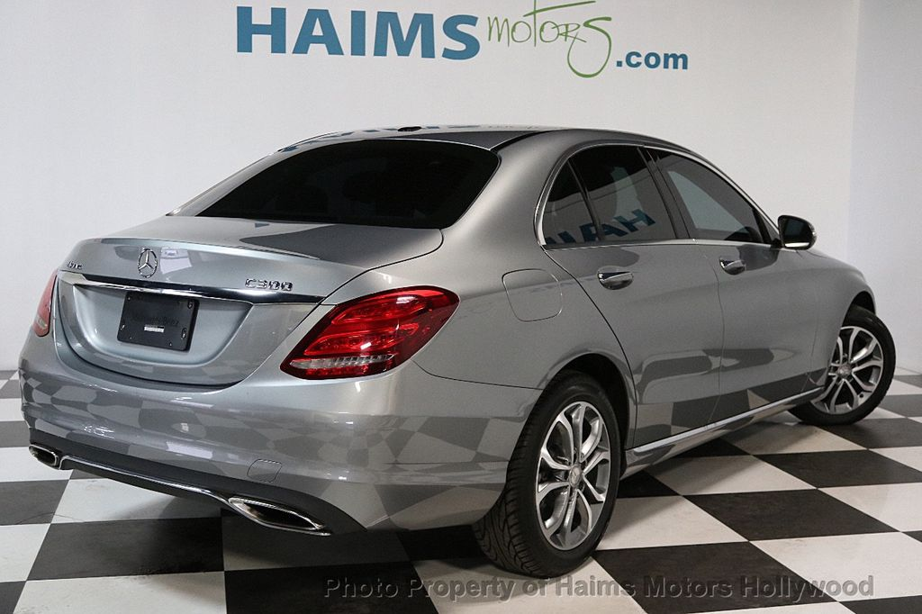Superior 2015 Mercedes Benz C Class 4dr Sedan C 300 4MATIC   17433114   6
