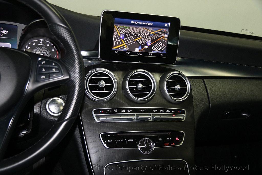 2015 Mercedes-Benz C-Class 4dr Sedan C 300 4MATIC - 17491896 - 20