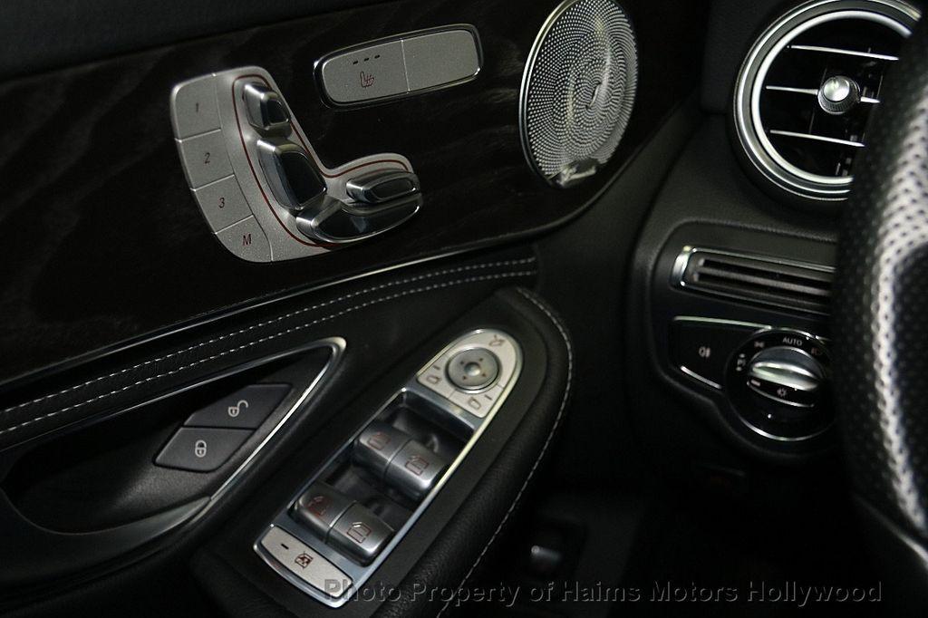 2015 Mercedes-Benz C-Class 4dr Sedan C 300 4MATIC - 17491896 - 25