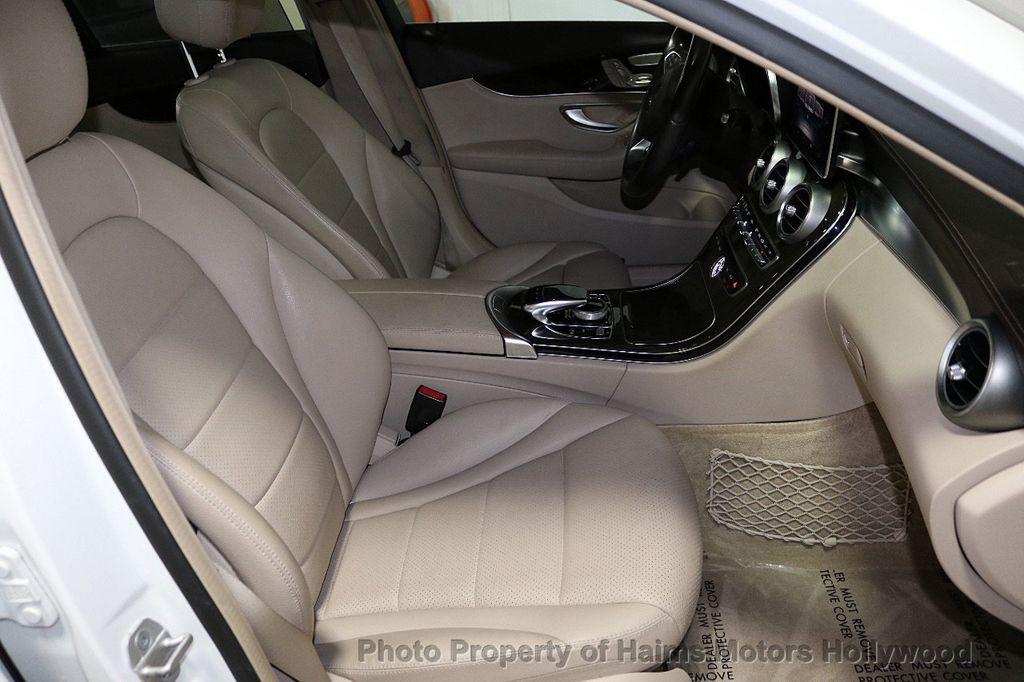 2015 Mercedes-Benz C-Class 4dr Sedan C 300 4MATIC - 18065824 - 16