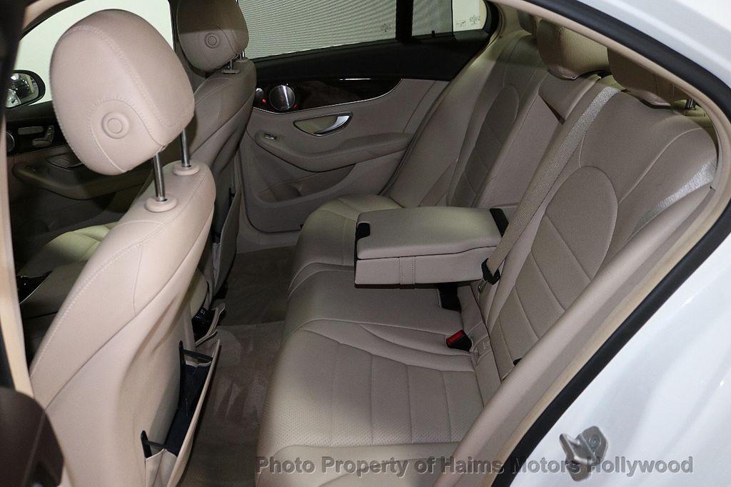 2015 Mercedes-Benz C-Class 4dr Sedan C 300 4MATIC - 18065824 - 18