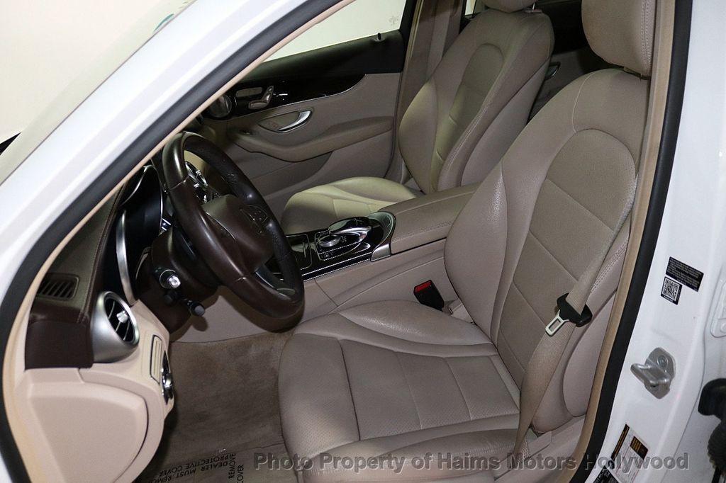 2015 Mercedes-Benz C-Class 4dr Sedan C 300 4MATIC - 18065824 - 19