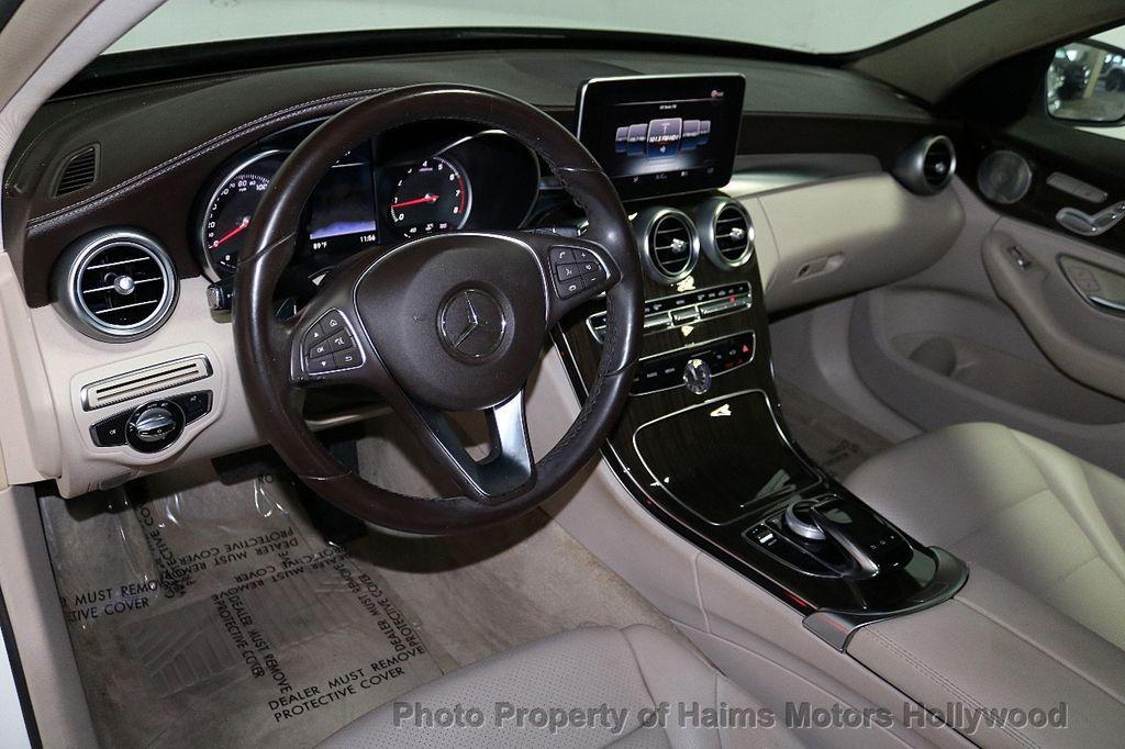 2015 Mercedes-Benz C-Class 4dr Sedan C 300 4MATIC - 18065824 - 20