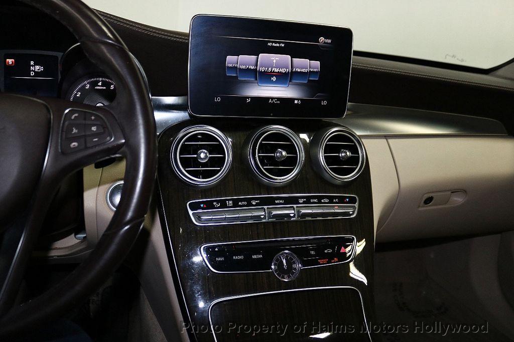 2015 Mercedes-Benz C-Class 4dr Sedan C 300 4MATIC - 18065824 - 22
