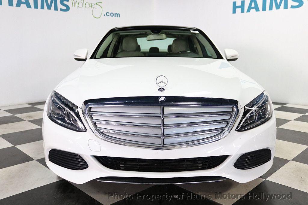 2015 Mercedes-Benz C-Class 4dr Sedan C 300 4MATIC - 18065824 - 2