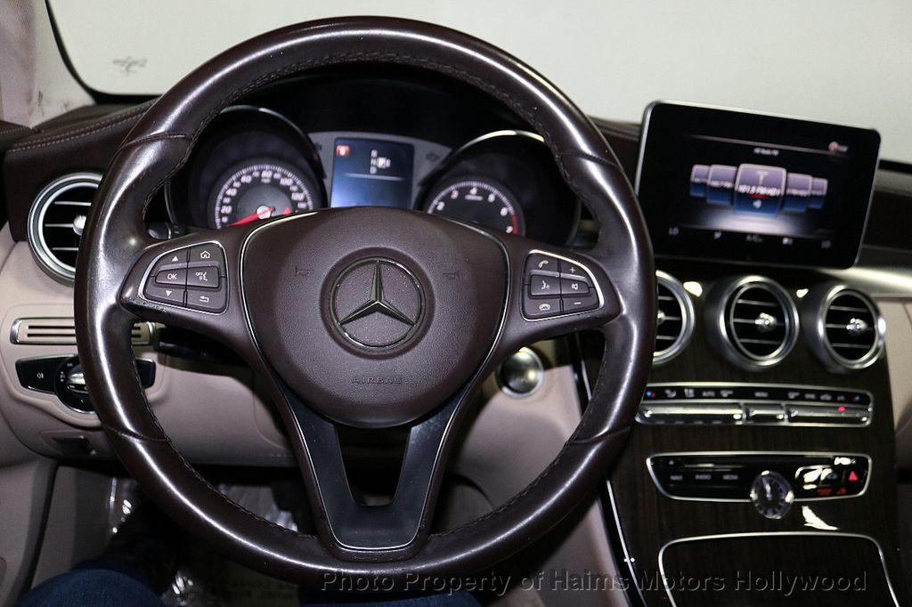 2015 Mercedes-Benz C-Class 4dr Sedan C 300 4MATIC - 18065824 - 29