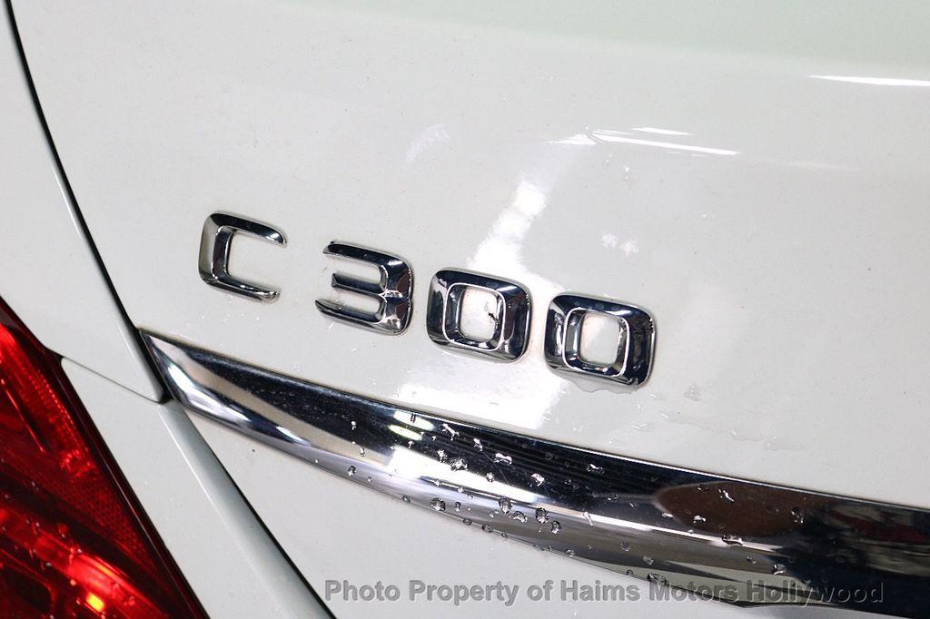 2015 Mercedes-Benz C-Class 4dr Sedan C 300 4MATIC - 18065824 - 8