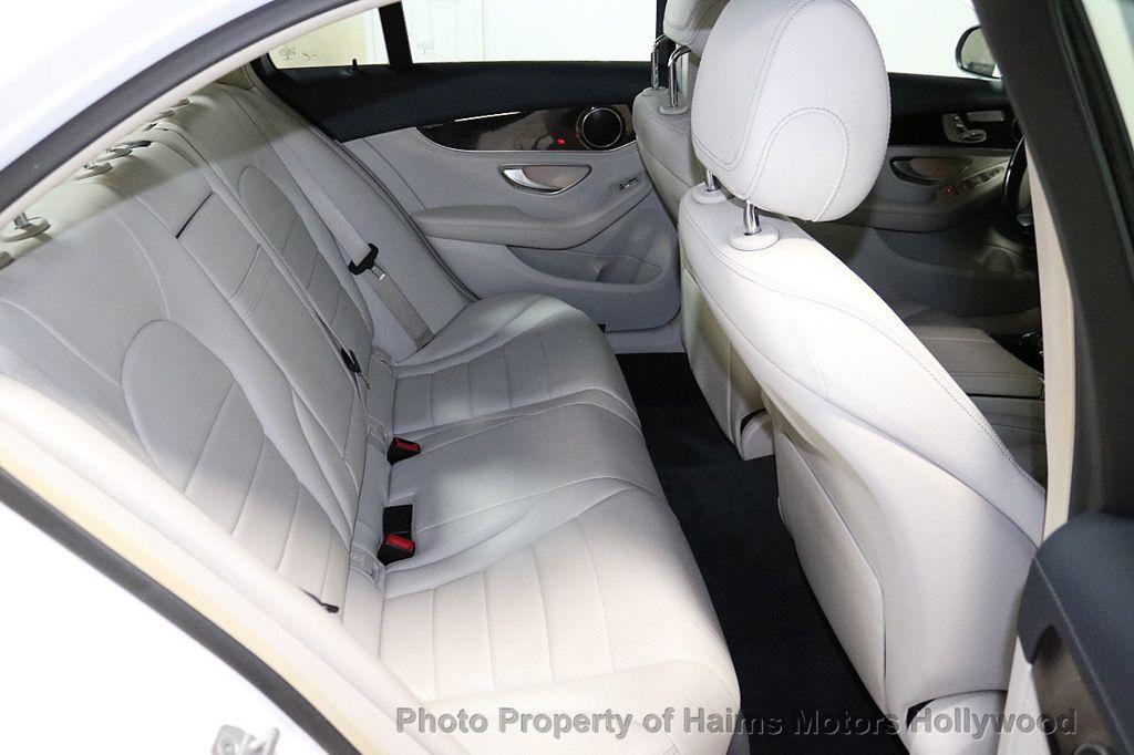 2015 Mercedes-Benz C-Class 4dr Sedan C 300 4MATIC - 18412375 - 16