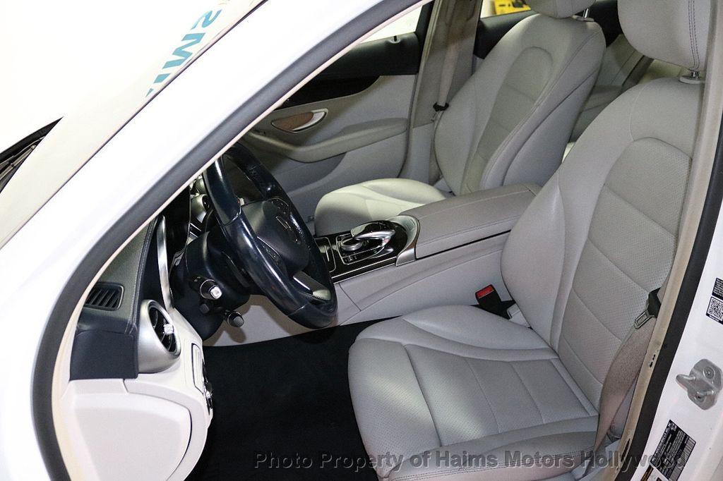 2015 Mercedes-Benz C-Class 4dr Sedan C 300 4MATIC - 18412375 - 18
