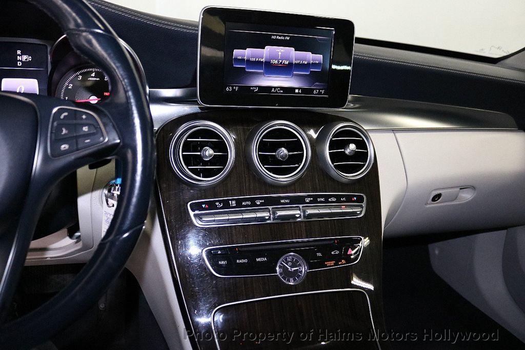2015 Mercedes-Benz C-Class 4dr Sedan C 300 4MATIC - 18412375 - 20