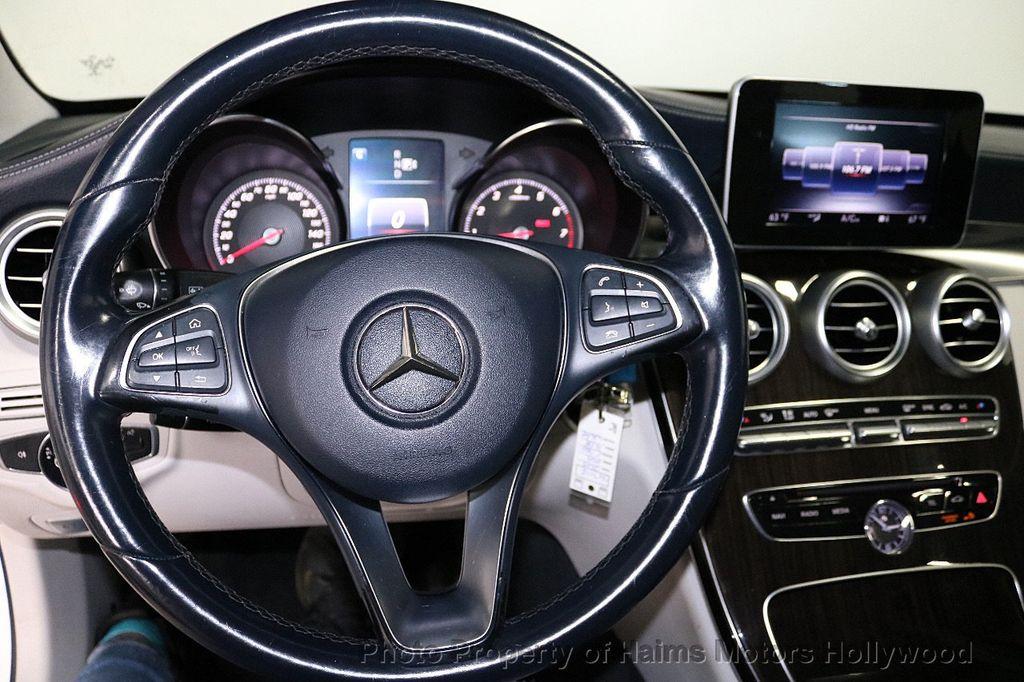 2015 Mercedes-Benz C-Class 4dr Sedan C 300 4MATIC - 18412375 - 26