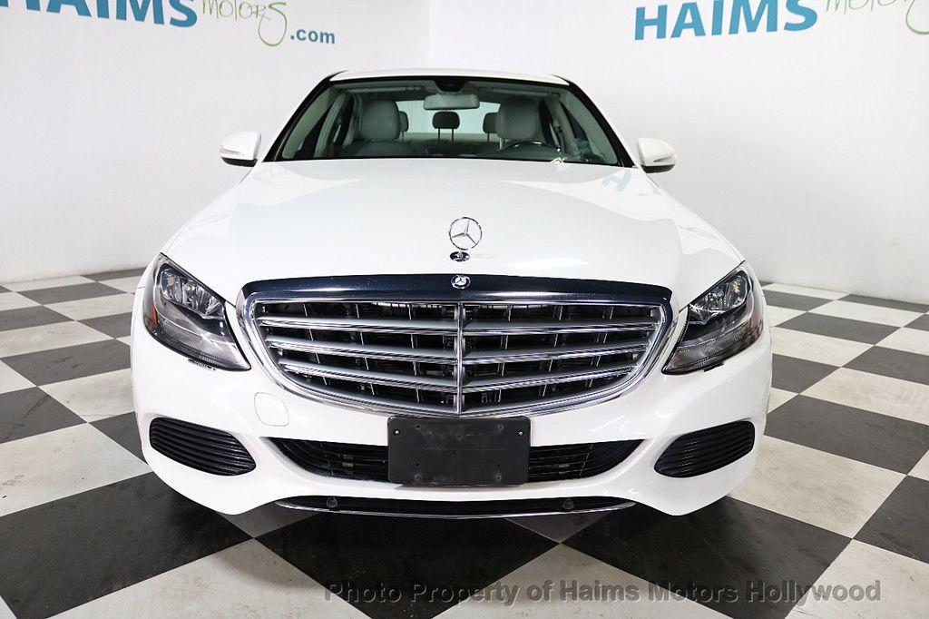 2015 Mercedes-Benz C-Class 4dr Sedan C 300 4MATIC - 18412375 - 2