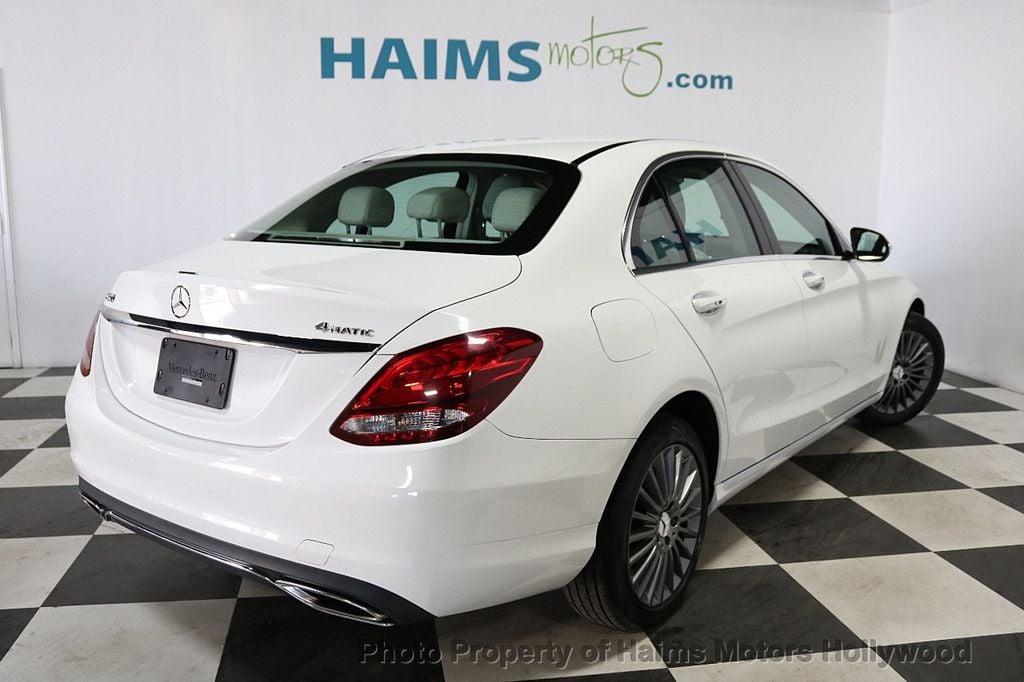 2015 Mercedes-Benz C-Class 4dr Sedan C 300 4MATIC - 18412375 - 6
